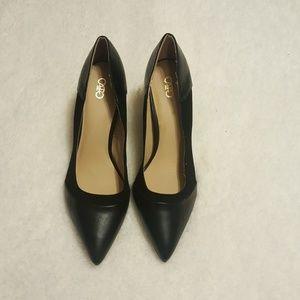 Blk high heels